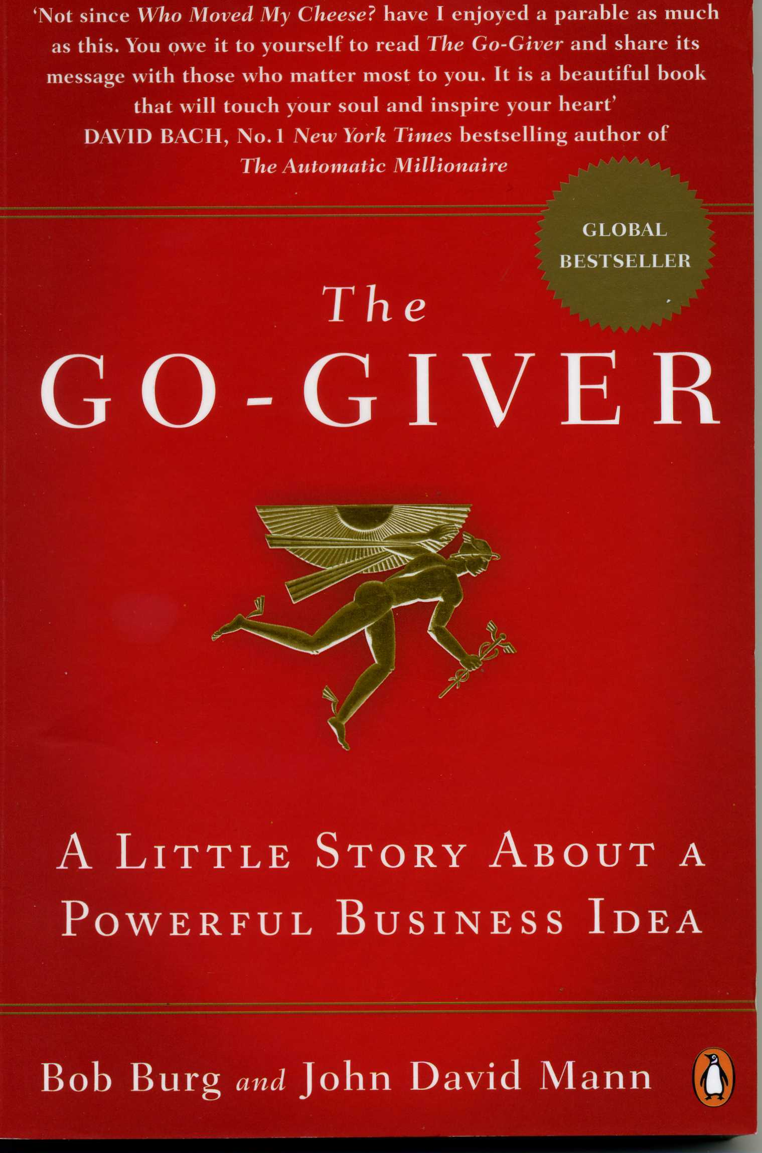 go giver 5 laws pdf
